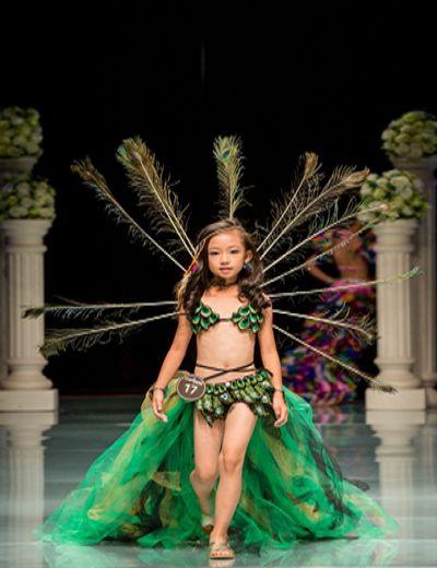 碧桂园2017新丝路中国国际少儿模特大赛(大连赛区)决赛完满落幕