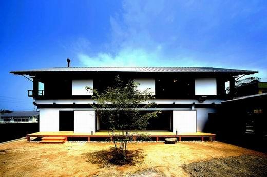 屋�_怀旧日本风格:爱媛县乡村风格住宅