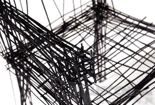"""精品楼盘网--设计师打造""""素描""""家具"""