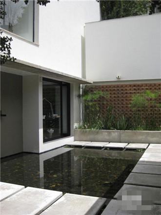 设计图分享 农村房子后院设计图片  农村房屋设计图,长10.2米宽12.
