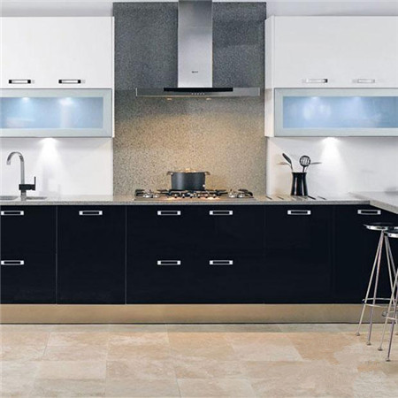 摩登生活 10个现代感厨房设计