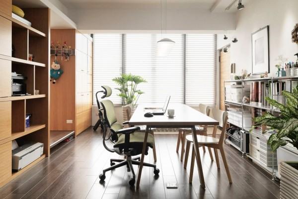 阳光屋工作室 室内设计师沈佩仪的家(7)