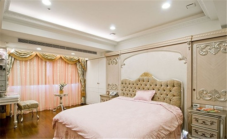 精致古典欧式风格卧室