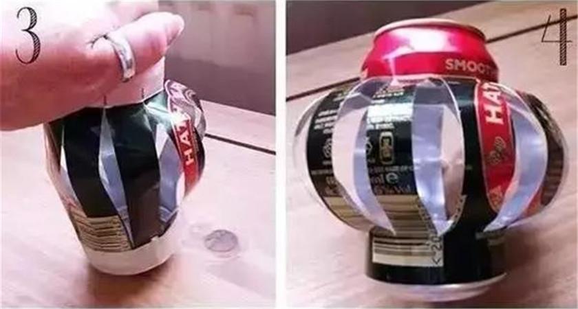 精品楼盘网--用易拉罐diy中秋节灯笼的制作方法图解